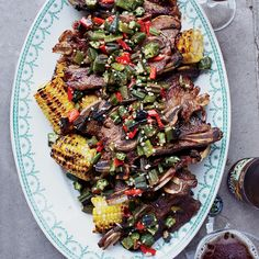 At Pok Pok, Andy Ricker roasts these meaty, tender ribs for two to three hours over a low fire for a fabulously smoky flavor. In this easy adaptation,...