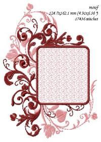 Vintage Squares that you can put a monogram in or a name