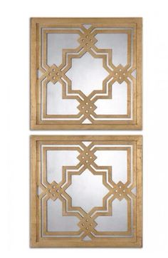 from Home Decorators Collection - create a gallery wall of mirrors?