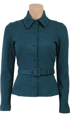 Isabella jacket Chevron