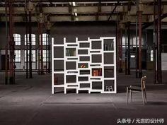 Reinier de Jong设计出一个可以移动的家具