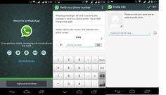 Hide Your Identity in WhatsApp through Virtual Phone number