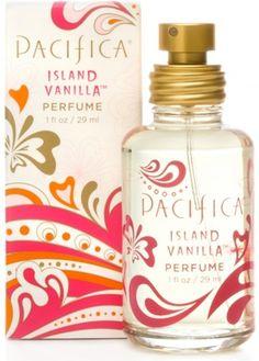 Island Vanilla by Pacifica is a sweet, powdery, fruity and honeyed Oriental Vanilla fragrance featuring jasmine, vanilla, tea leaf, honey and fruity notes. - Fragrantica