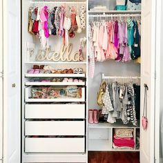this closet is to die.