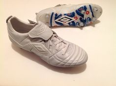 Umbro Special Edition England Football boots from Dom's Garage