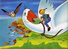 Anyone remember Nils Holgersson? My Childhood Memories, Sweet Memories, Animation, Cartoon Caracters, Retro Images, Cartoon Memes, Classic Cartoons, Old Tv, Anime