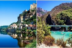 Stunning beaches, fairytale chateaux, and snow-capped peaks.