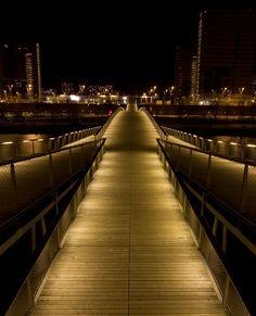 Outdoor Handrail, Stair Handrail, Railings, Arch Light, Light Art, Exterior Lighting, Outdoor Lighting, Sidewalk Lighting, Marble Falls