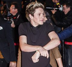 niall doing gangnam style from all angles