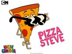 Esteve Pizza ou Fatia de Pizza