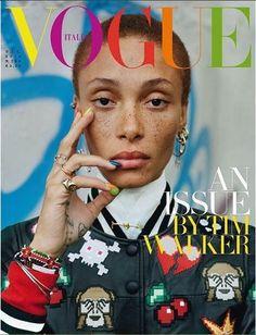 Vogue Italia - Vogue Italia December 2015 Covers @massimobonini