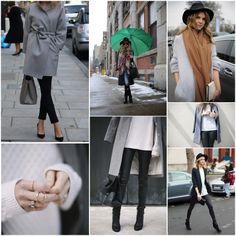 Rainy Winter Style