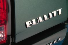 2001 Ford Mustang Bullitt 2001 Ford Mustang, Ford Mustang Bullitt, Fuel Injection, Manual, Paint, Unique, Green, Picture Wall, Textbook