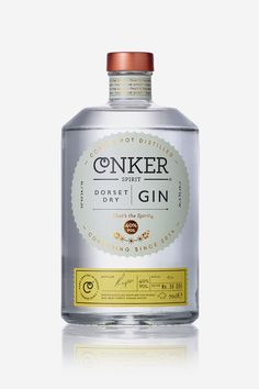 Conker Gin on Packaging of the World - Creative Package Design Gallery