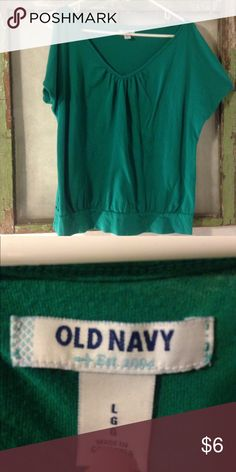 Green Old Navy Shirt. Size Large Green Old Navy Shirt. Size Large. Old Navy Tops Tees - Short Sleeve