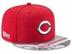 best website 9cfd4 35294 Cincinnati Reds New Era MLB X Topps Chrome 9FIFTY Snapback Cap Cincinnati  Reds, Snapback Cap