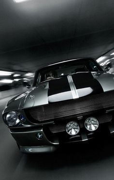 Own a muscle car