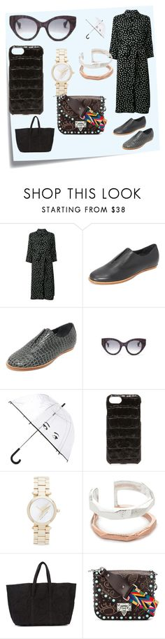 """Modalist Cash Back & Offers"" by justinallison ❤ liked on Polyvore featuring Post-It, Dolce&Gabbana, Zero + Maria Cornejo, Linda Farrow, Kate Spade, Valenz Handmade, Marc Jacobs, Maya Magal, Zilla and Valentino"