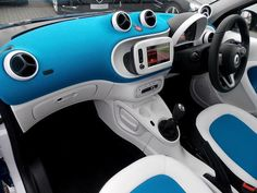 smart forfour hatchback 0.9 Turbo Proxy Premium 5dr