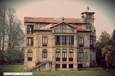 Palacio de Partarriu. Ruta de las Casas Indianas