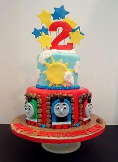 thomas the train cake | Thomas the Train Cake | Flickr - Photo Sharing!