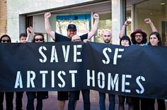 Another San Francisco Art Commune Battles Eviction, Guess Who Theyre Up Against?