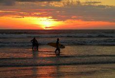 Olón Ecuador #sunset #Olon #Ecuador #photography