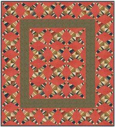 ROCKY ROAD QUILT