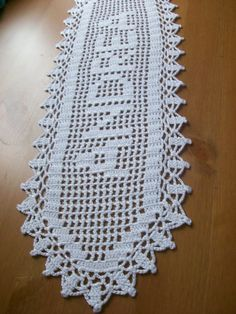Personalized doily Crocheted Name Doillygift by MyDreamCrochets, $24.00