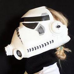 DIY: Máscara de guerrero galáctico