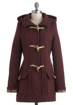 Mad about Madison Coat, #ModCloth