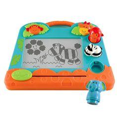 Mi primera pizarra mágica | EUREKAKIDS | Juguete EurekaKids Toy Chest, Lunch Box, Decor, Happy Colors, Wings, Activity Toys, Creativity, Paths, Educational Toys
