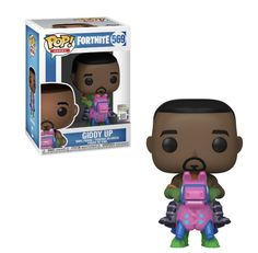 Funko POP! Games: Fortnite - Giddy Up - 4\