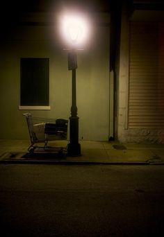 Clayton Cubitt - Ursulines Street, 4am, French Quarter, New Orleans
