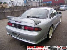 1996 JDM Nissan Silvia S14 KS Turbo | JDM Ottawa Inc,