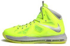 Nike Mens Lebron X Basketball Shoes