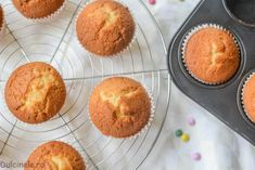 Sprinkles, Muffin, Breakfast, Foods, Morning Coffee, Food Food, Food Items, Muffins, Cupcakes