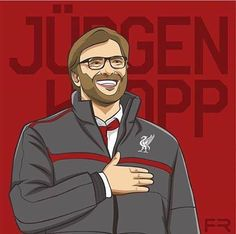 Jürgen klopppppppppppppppppppppppppp is made for Liverpool