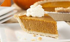 Vanilla Maple Pumpkin Pie Recipe!