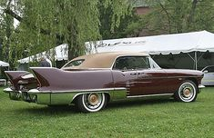 1958 Cadillac Eldorado Brougham Maintenance of old vehicles: the material for new cogs/casters/gears/pads could be cast polyamide which I (Cast polyamide) can produce