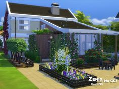 The Sims Resource: Zenix by Danuta720 • Sims 4 Downloads
