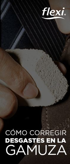 Los desgastes en la gamuza son muy comunes. A pesar de que tratamos nuestro calzado con mucha precaución, siempre nos.. #zapatos #shoes #suede #gamuza #tips #consejos