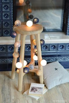 Cotton Ball Lights : Angels lights 35 kul Angels 35 | POMYSŁ NA PREZENT DODATKI \ Dekoracje świetlne DLA DZIECKA OŚWIETLENIE \ dekoracyjne |...
