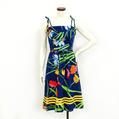 '70s Garden Club Floral Sundress, $82, now featured on Fab.