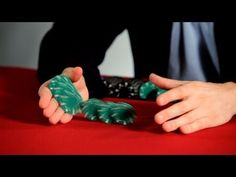 Check this video explanation for poker chip tricks...I used it and beating all my friends now :D
