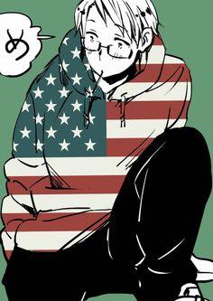 Hetalia (ヘタリア) - America / The United States (アメリカ)