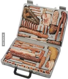 Just a Hungarian survival kit.