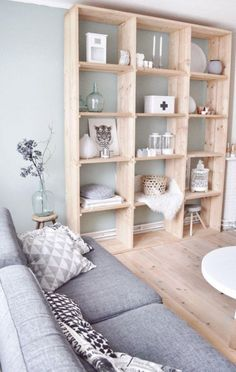 .Shelving unit
