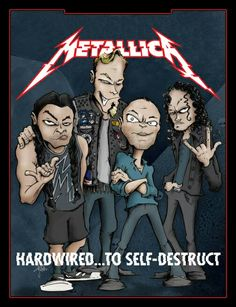 #METALLICA #HARDWIRED #SOWHAT