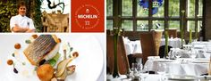The Bybrook restaurant in Wiltshire, headed up you our Chef Rob Potter, enjoys the most beautiful of settings all with a relaxed yet elegant atmosphere. Michelin Star, Restaurant, Bath, Stars, Places, Bathing, Diner Restaurant, Sterne, Restaurants